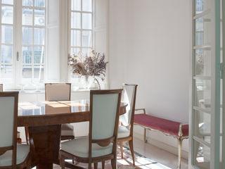 3C+M architettura Salas de jantar minimalistas