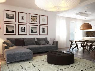 Beniamino Faliti Architetto Salones modernos