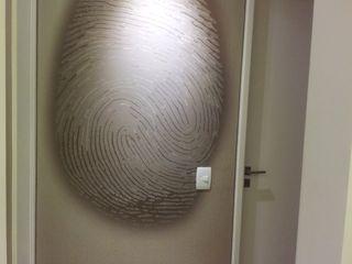 Ana Adriano Design de Interiores Salones de estilo ecléctico