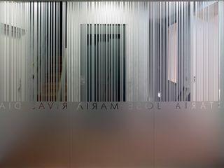 ADECUACIÓN PARA NOTARIA, PUERTO REAL pxq arquitectos Oficinas y tiendas de estilo ecléctico