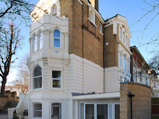 Rosalyn House Lee Evans Partnership Casas clássicas