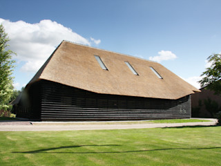 Vlaamse schuur Bolberg Arend Groenewegen Architect BNA Moderne huizen