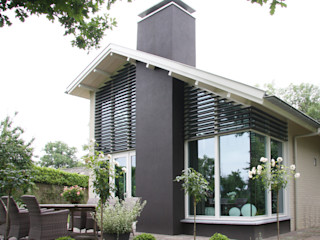 Verbouwing Tuinkamer met Vide Arend Groenewegen Architect BNA