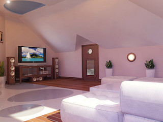 Architoria 3D Вітальня