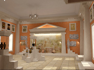 Architoria 3D Музеї