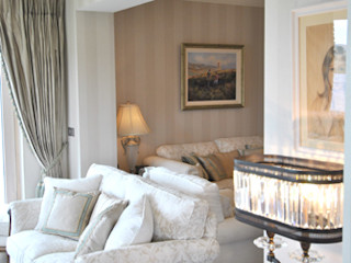 MULROY BAY, DONEGAL CLAIRE HAMMOND INTERIORS Living roomAccessories & decoration
