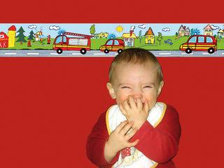 Bordueren für kleine Racker | Fahrzeuge Mein Bordürenladen Moderne Kinderzimmer