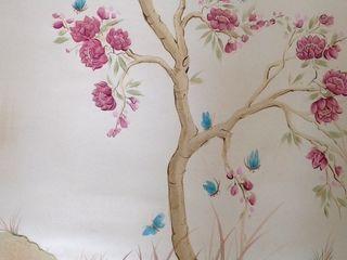 Samples Housed at Interior Designers in the UK Eades Bespoke Kunst Afbeeldingen & schilderijen