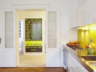 trend group Cocinas de estilo moderno