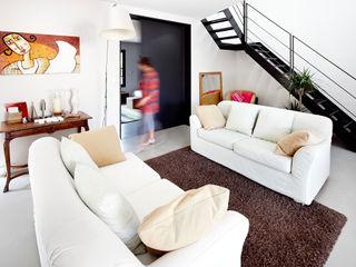 Cendrine Deville Jacquot, Architecte DPLG, A²B2D Phòng khách
