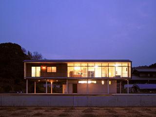 House in Mure 高倉設計事務所 モダンな 家