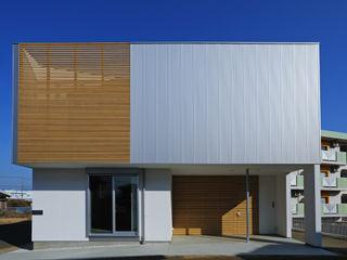 開建築設計事務所 Casas modernas