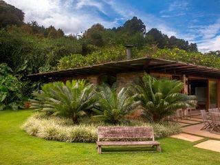 Landscape Paisagismo Vườn phong cách đồng quê