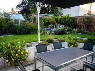 sdfgsdf -GardScape- private gardens by Christoph Harreiß Eclectic style garden