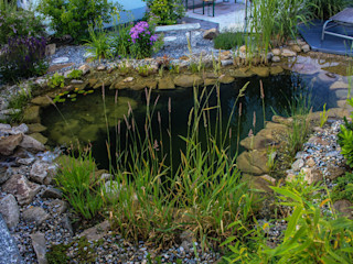 -GardScape- private gardens by Christoph Harreiß Modern style gardens