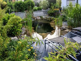 -GardScape- private gardens by Christoph Harreiß Modern Garden