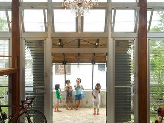Atelier Nero Hiên, sân thượng phong cách châu Á