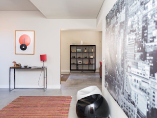 shfa Moderner Flur, Diele & Treppenhaus