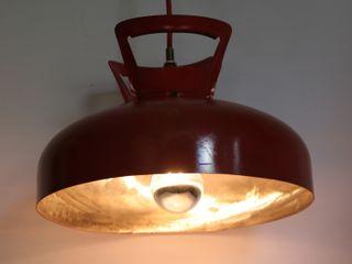Gasflaschenlampenschirm Wandelwerk WohnzimmerBeleuchtung