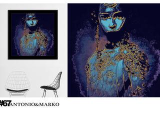 antonio&marko/interior posters SalonAkcesoria i dekoracje