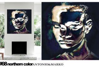 antonio&marko/interior posters SztukaObrazy i malowidła