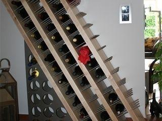 Weinregal falk-raum-design-systeme KücheSchränke und Regale