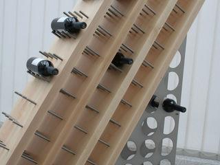 Weinregal falk-raum-design-systeme Weinkeller