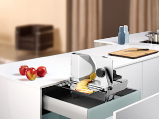 Built-in slicer AES 72 SR - Made in Germany ritterwerk GmbH KitchenElectronics