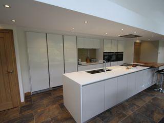 Next 125 Schuller kitchen AD3 Design Limited Modern Mutfak