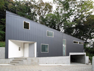 Box House The Chase Architecture Moderne huizen