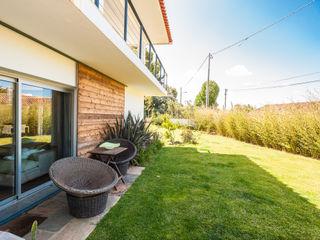 shfa Moderne Häuser Massivholz