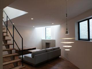 一級建築士事務所A-SA工房 Phòng khách