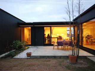 一級建築士事務所A-SA工房 Vườn phong cách hiện đại