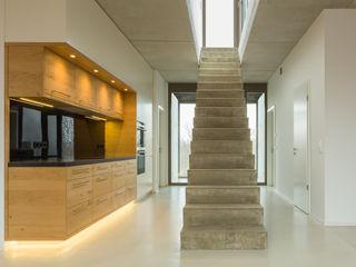 dieMeisterTischler 現代廚房設計點子、靈感&圖片