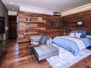 grupoarquitectura Minimalist Yatak Odası
