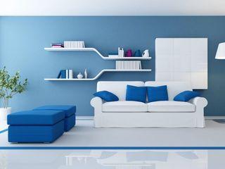 Barcelona Pintores.es Moderne Wohnzimmer