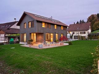EFH Huggenberg Giesser Architektur + Planung Landhäuser