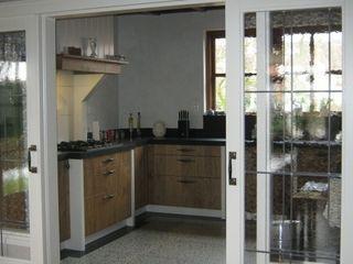 Vroomshoop de Lange keukens Landelijke keukens