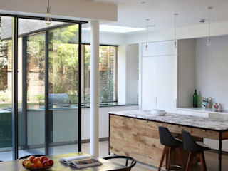 Notting Hill home Alex Maguire Photography Modern kitchen