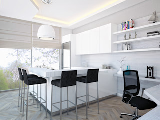 Voltaj Tasarım Kitchen