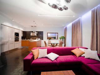 ODS Laboratory Architecture & Design Living room