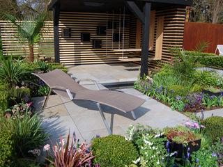 RHS Cardiff 2015 Best4hedging Modern garden