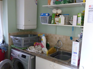 Thomas Kitchen Project Cardiff Shaun Davies Home Solutions