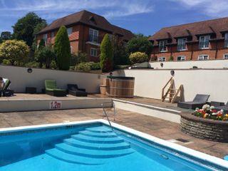 Northern Lights hot Tubs and Sauans Cedar Hot Tubs UK Hotels