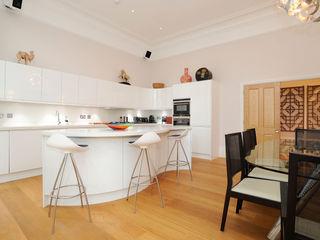 Kitchen NSI DESIGN LTD Modern kitchen