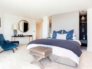 Bedroom homify Camera da letto moderna