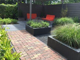 Kleine tuin Hoofddorp Biesot Moderne tuinen