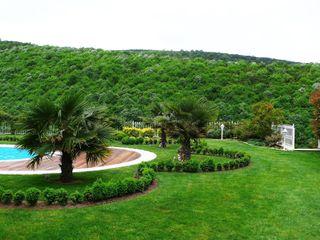 Villa bahçeleri 2 Bahçevilla Peyzaj Tasarım Uygulama Klasik Bahçe
