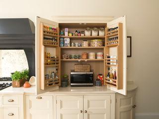 Classic Contemporary Bespoke Kitchen, Kent Humphrey Munson Кухня