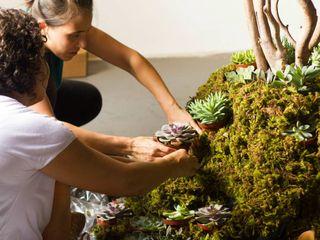 Luiza Soares - Paisagismo Jardines de estilo rústico